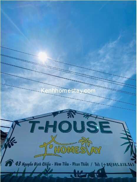 T-House Homestay Mũi Né: ngôi nhà của những người bạn yêu biển