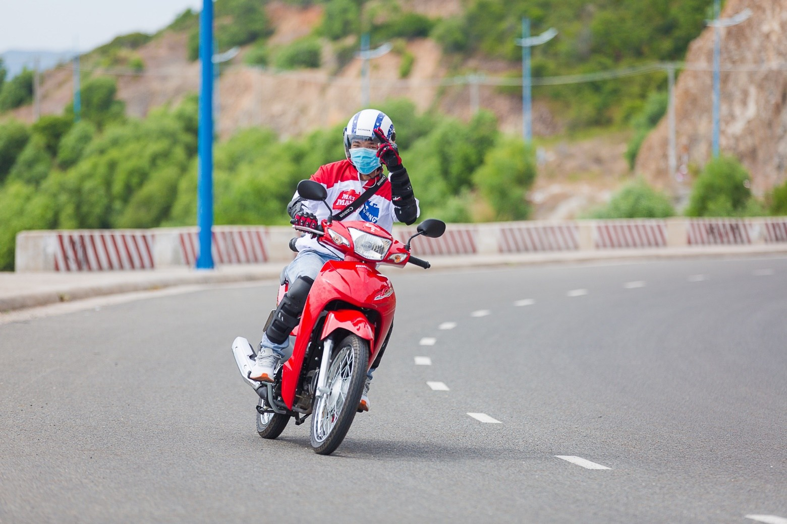 Top địa chỉ cho thuê xe máy Quy Nhơn Bình Định giá rẻ, chỉ từ 100k