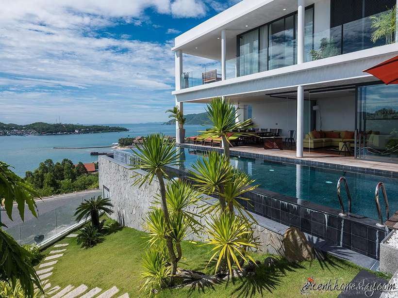 11 Homestay Nha Trang có hồ bơi đẹp gần biển giá rẻ đẹp nhất