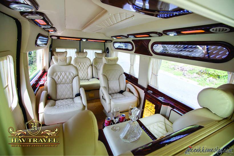 #Top nhà xe limousine Đà Nẵng Huế giường nằm chất lượng cao