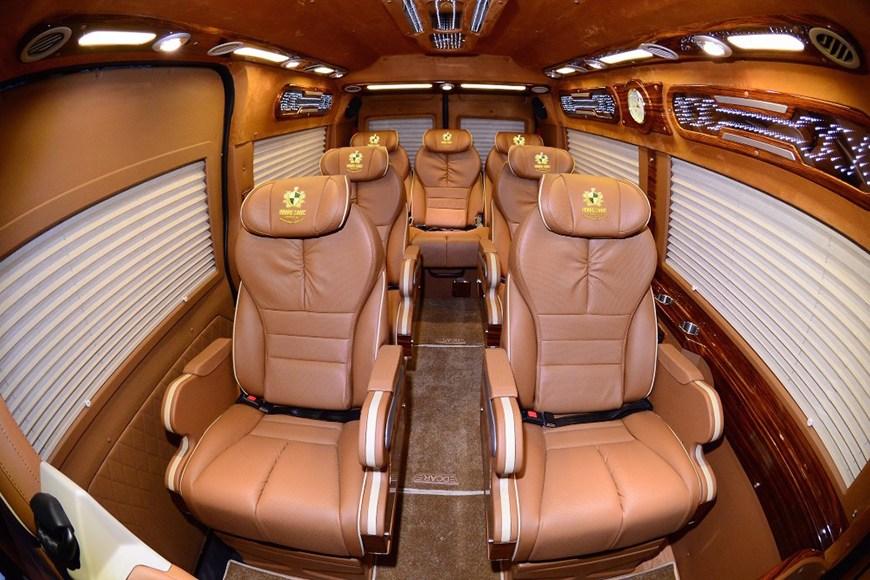 Top 10 Nhà xe limousine Hà Nội Hải Phòng cao cấp giá rẻ tốt nhất