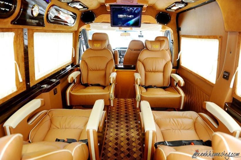 #Top 3 nhà xe limousine Sài Gòn Bình Phước giường nằm tốt nhất