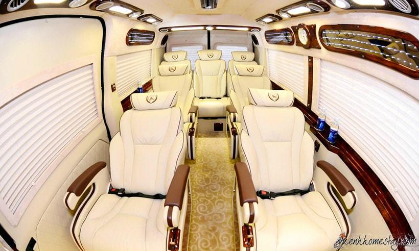 #TOP Nhà Xe limousine Sài Gòn Bình Thuận giường nằm đón tận nơi