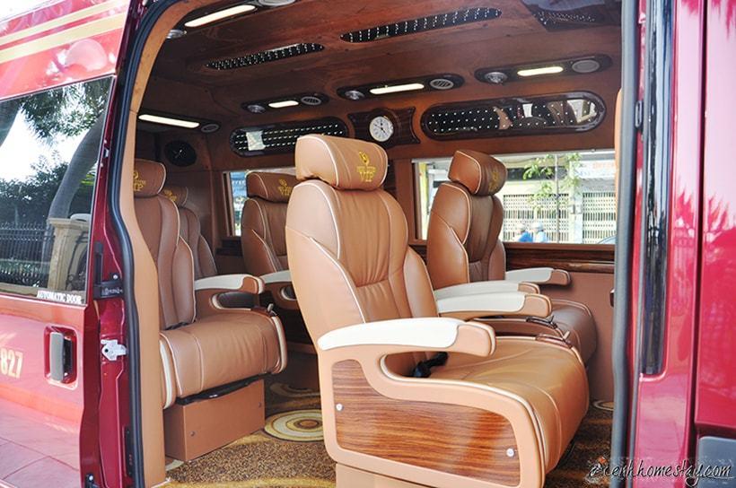 #Top 3 nhà Xe limousine Sài Gòn Campuchia giường nằm tốt nhất
