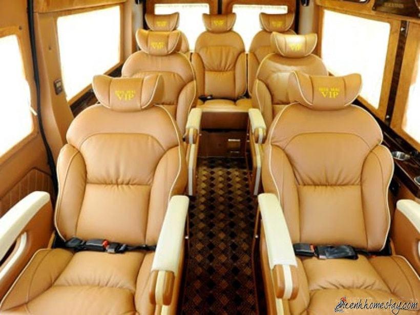 #Top nhà xe limousine Sài Gòn Đức Linh giường nằm đón tận nhà