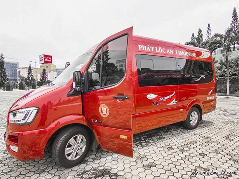 #Top nhà xe limousine Sài Gòn Hồ Tràm giường nằm chất lượng cao