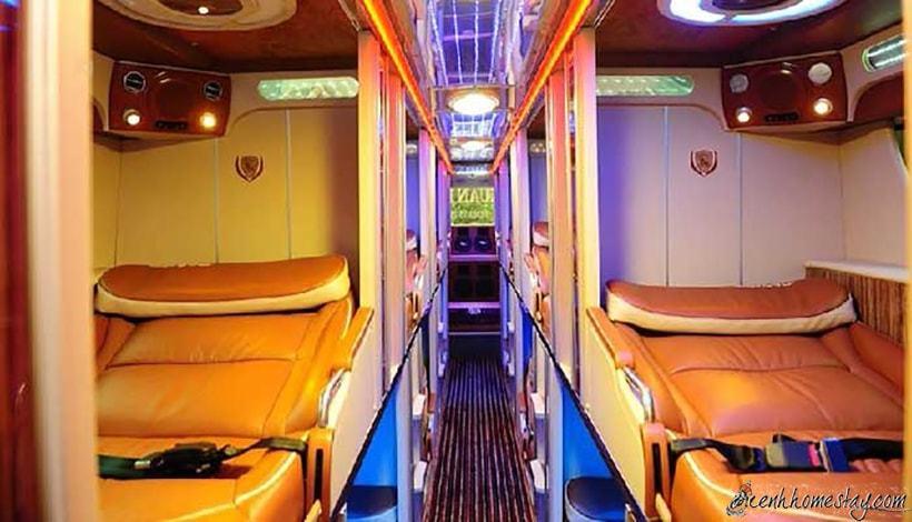 #Top 3 Nhà Xe limousine Sài Gòn Phú Yên giường nằm đưa đón tận nơi