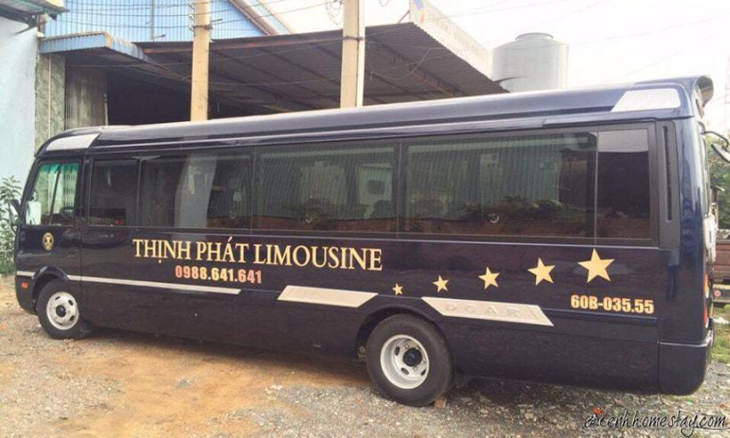 #Top nhà xe limousine Sài Gòn Pleiku chất lượng cao tốt nhất