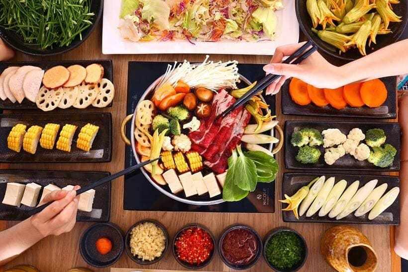 Top 20 Nhà hàng buffet Sài Gòn - TPHCM ngon nổi tiếng nhất dưới 300k