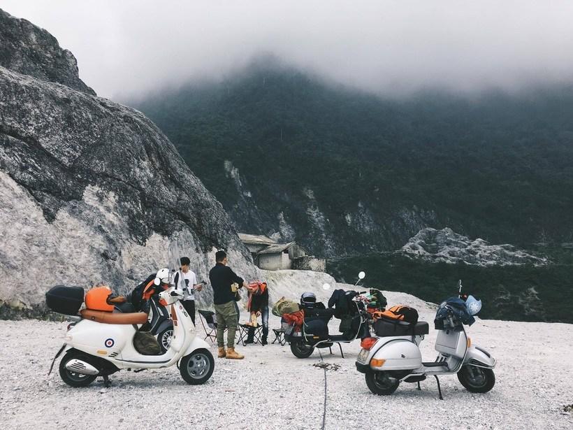Đèo Đá Trắng ở đâu, có gì chơi, kinh nghiệm phượt bằng xe máy ngắm cảnh