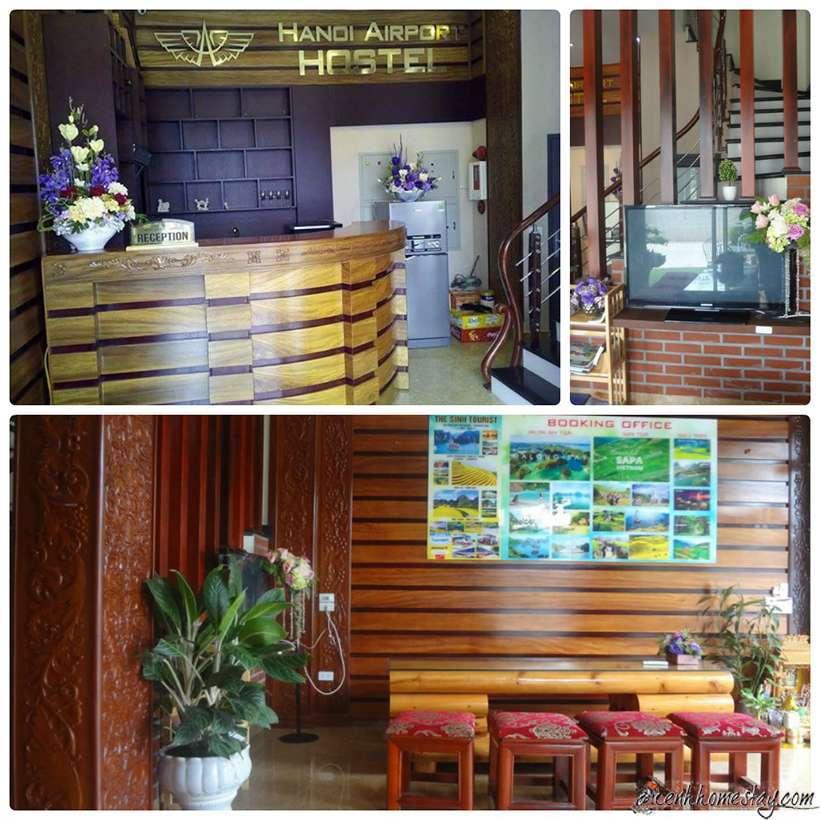 Top 5 homestay gần sân bay Nội Bài đẹp, đủ tiện nghi chỉ từ 110k