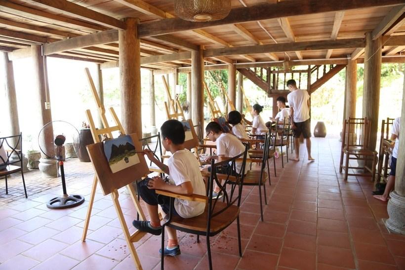 Moon Garden homestay: chốn nghỉ dưỡng đậm chất thôn quê ở Sơn Tây