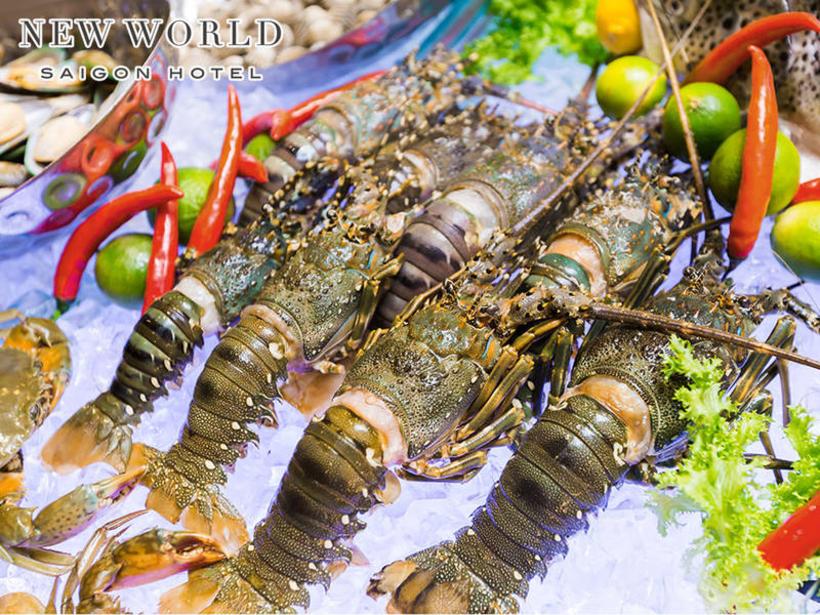 Top 15 nhà hàng buffet hải sản Sài Gòn sang, xịn, ngon và nổi tiếng Sài Gòn