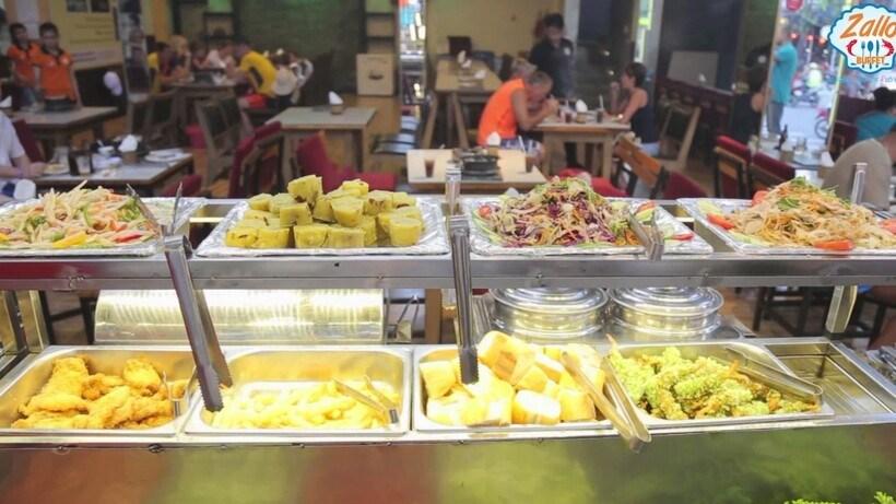 Top 15 nhà hàng buffet Nha Trang sang, xịn dành cho mọi tín đồ ẩm thực