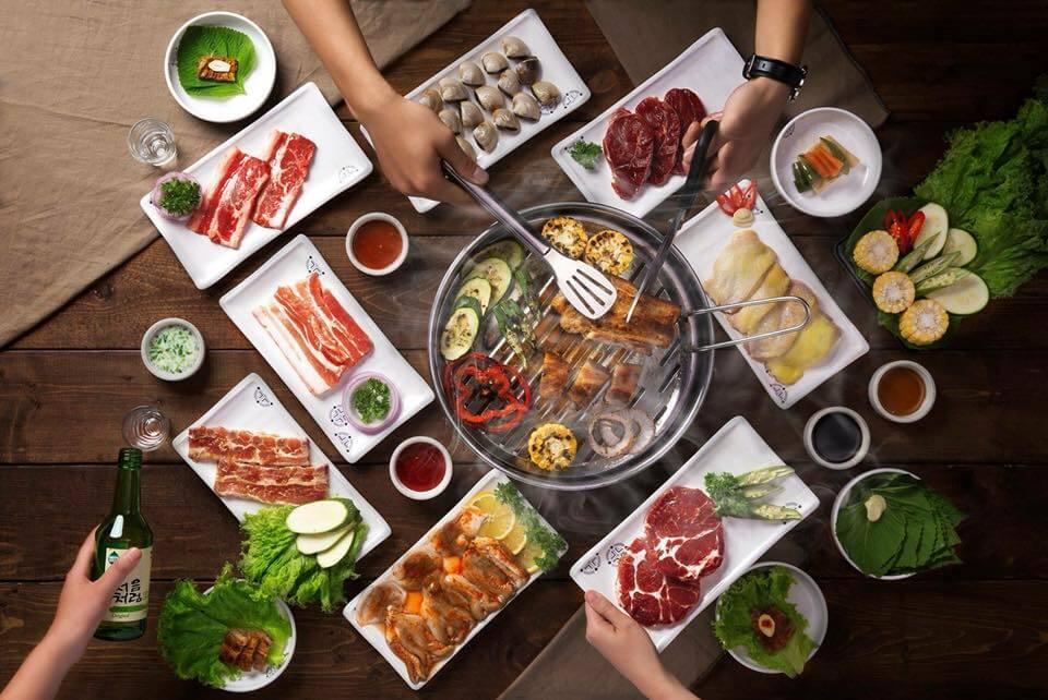 """Ăn uống """"banh nóc"""" ở 10 quán buffet Sài Gòn – TpHCM ngon nức tiếng"""