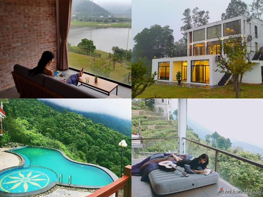 20 Biệt thự Villa gần Hà Nội giá rẻ đẹp nguyên căn có hồ bơi, làm BBQ