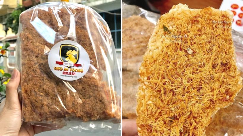 Top 15 địa chỉ bán cơm cháy chà bông ngon nhất ở Sài Gòn - TPHCM