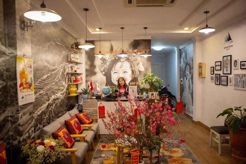 DINKPAO'S HOUSE: Khách sạn căn hộ hiện đại + cổ điển ở Hà Nội