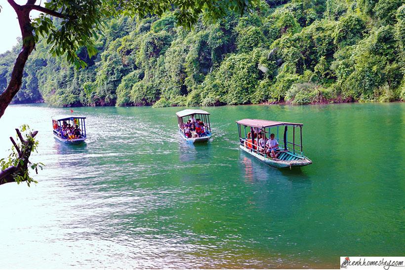 Kinh nghiệm du lịch Hồ Ba Bể Bắc Kạn, phượt 2 ngày 1 đêm cuối tuần