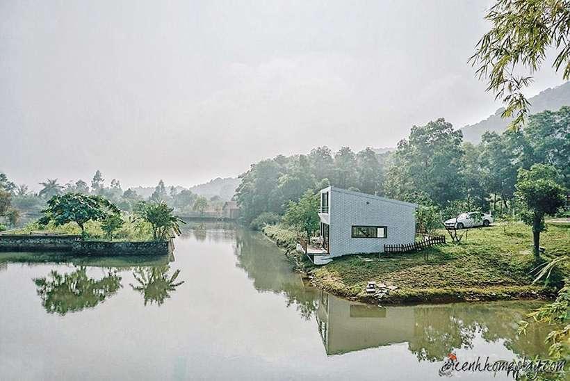 10 Homestay ngoại thành Hà Nội có bể bơi, hồ bơi view đẹp nhất