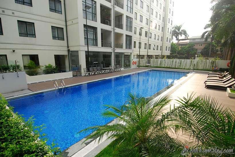 10 Homestay ngoại thành Hà Nội có bể bơi, hồ bơi cho bạn quẩy cuối tuần