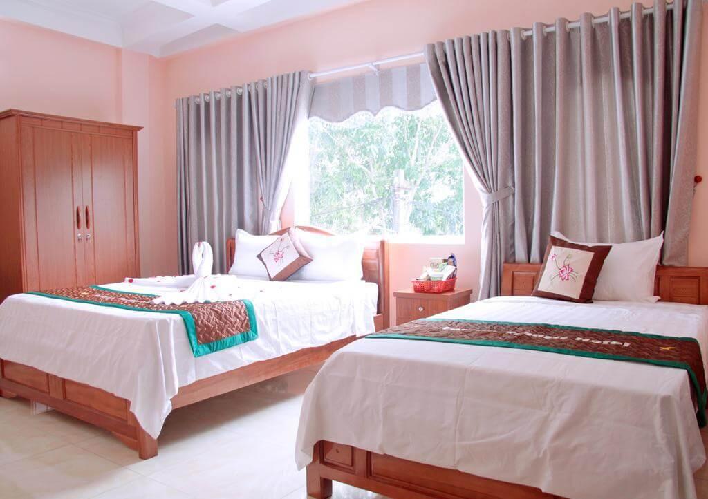 Top 10 Nhà nghỉ Sóc Sơn, khách sạn Sóc Sơn giá rẻ đẹp từ 100k