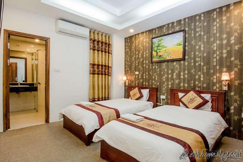 30 nhà nghỉ Hà Nội giá rẻ, đẹp, an toàn gần trung tâm, chợ Bến Thành