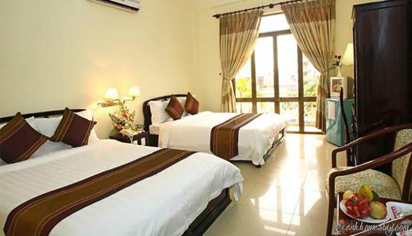 10 Nhà nghỉ, homestay Bạc Liêu giá rẻ gần trung tâm từ 100k