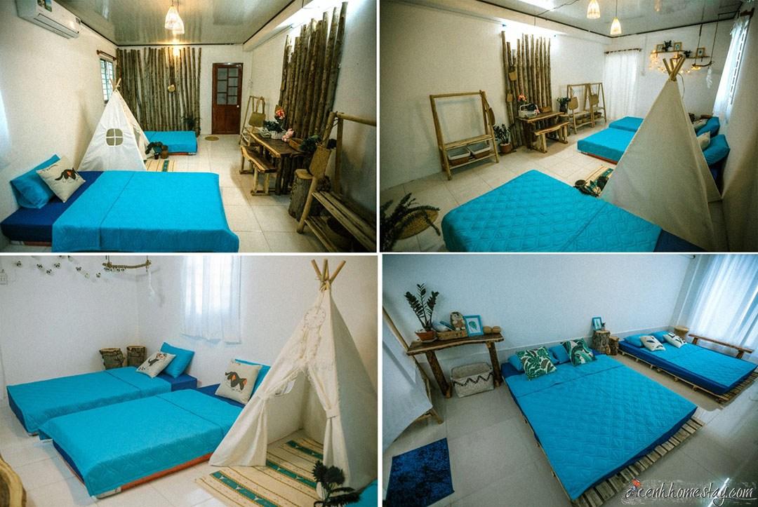 Peace Home: Homestay siêu xinh đầy tinh khôi ở Ninh Thuận