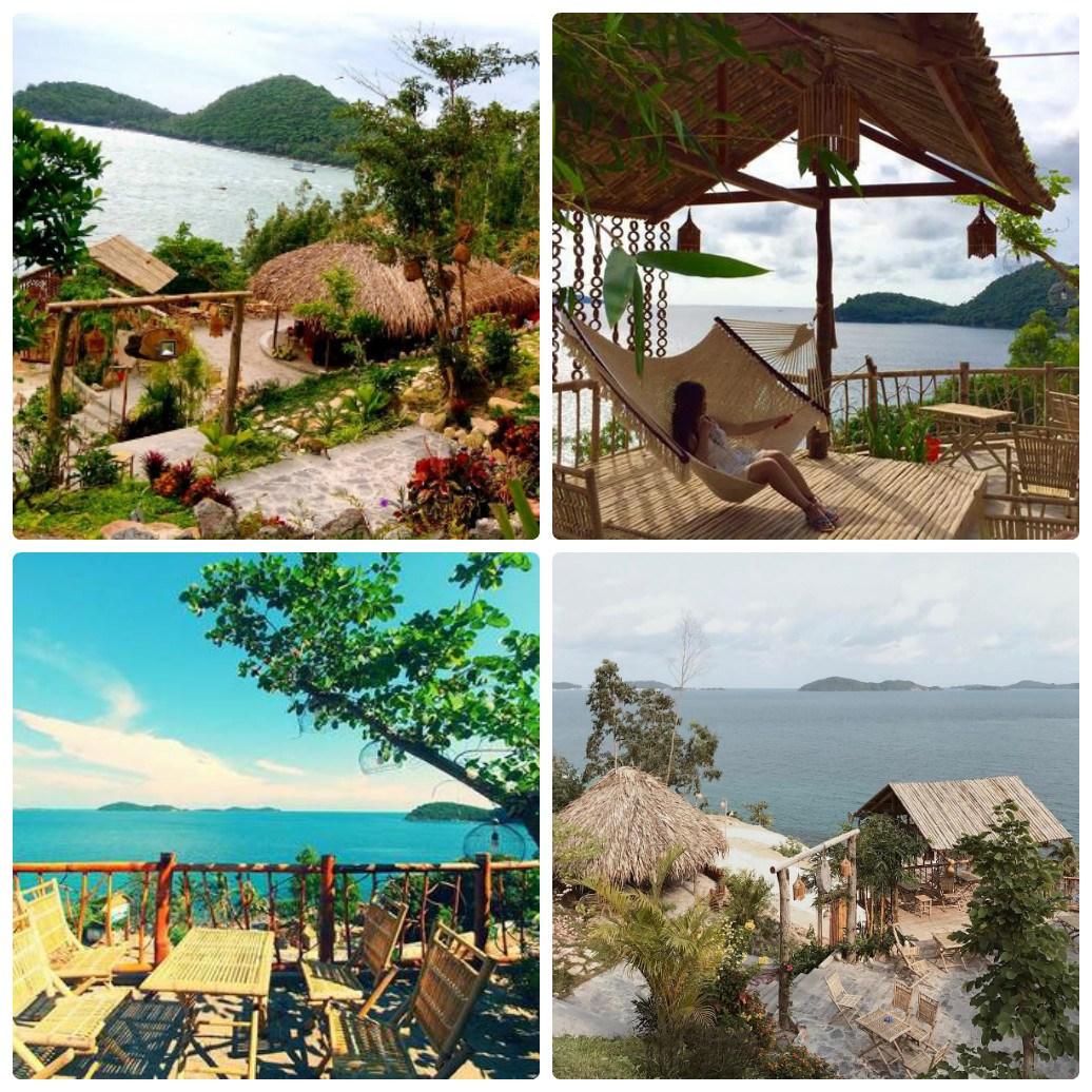 Top resort Nam Du Kiên Giang đẹp, view biển, giá rẻ đáng đặt phòng