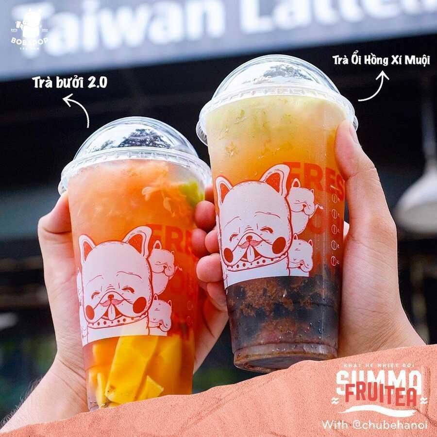 Top 10 quán trà sữa Quy Nhơn Bình Định ngon giá rẻ được yêu thích nhất