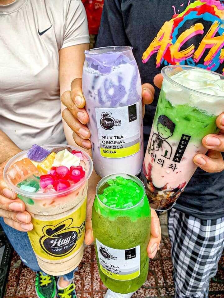 Top 10 quán trà sữa Tân Bình ngon siêu đẹp giá rẻ được yêu thích nhất