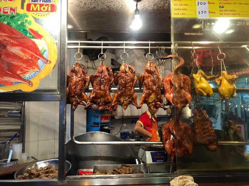 Top 15 quán vịt quay ngon nhất ở TPHCM – Sài Gòn đáng thưởng thức