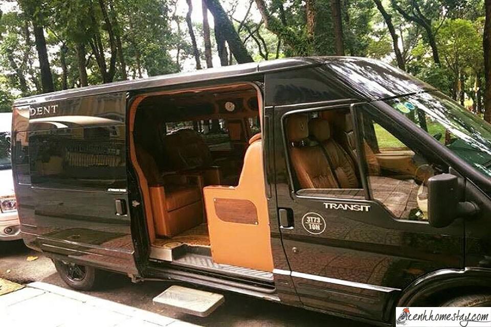10 nhà xe limousine Hà Nội Ninh Bình chất lượng cao giá tốt nên đặt vé sớm