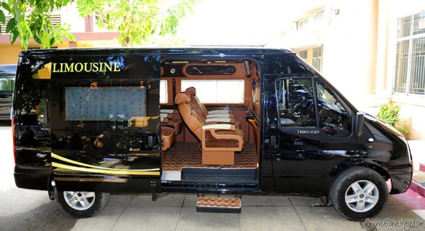 TOP nhà xe limousine Hà Nội Hải Dương giường nằm chất lượng tốt nhất