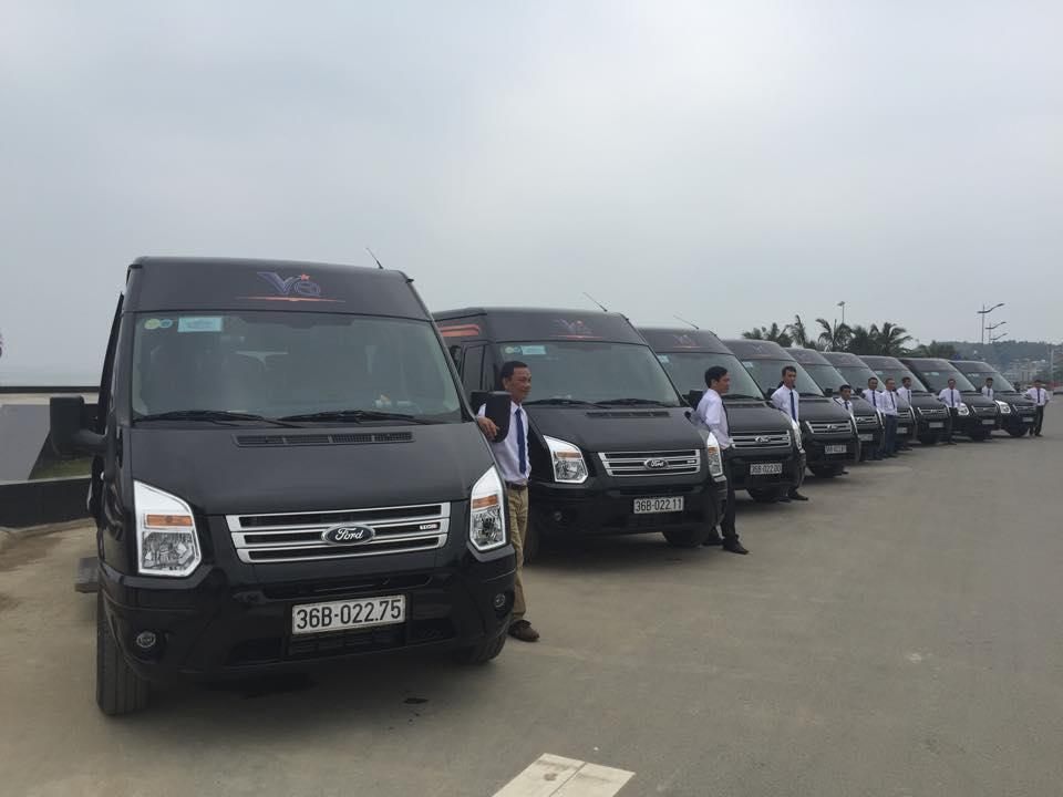 10 nhà xelimousine Hà Nội Thanh Hóa sang trọng, giá chỉ từ 110k