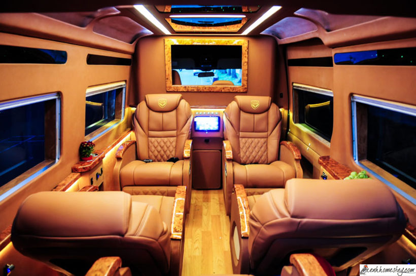 10 Nhà xe limousine Hà Nội Vinh Nghệ An chất lượng cao giá tốt