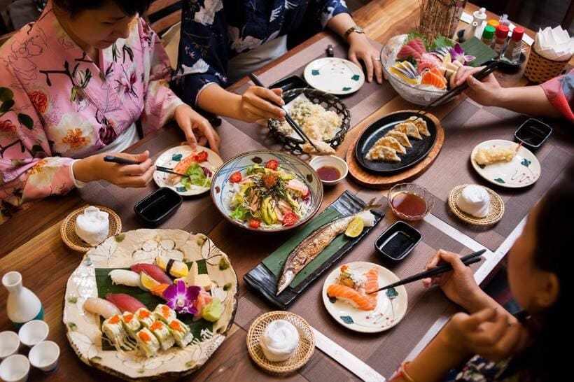 Top 10 Quán, Nhà hàng buffet sushi ngon tại Hà Nội, Sài Gòn nên thử