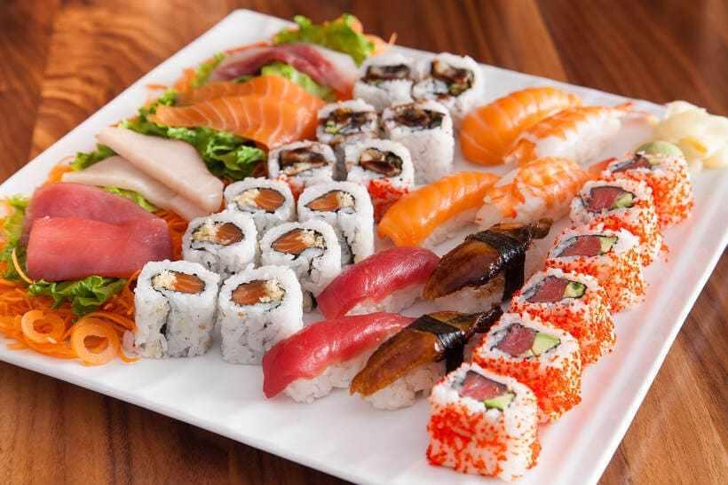 Top 20 Quán Nhà hàng buffet sushi ngon tại Hà Nội, Sài Gòn – TPHCM