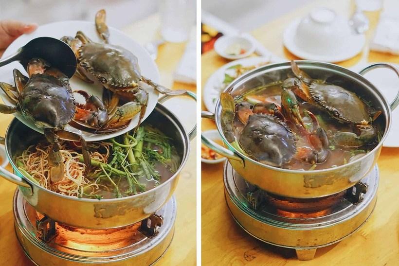 Top 10 quán lẩu cua đồng, cua biển ngon nổi tiếng ở Sài Gòn TPHCM