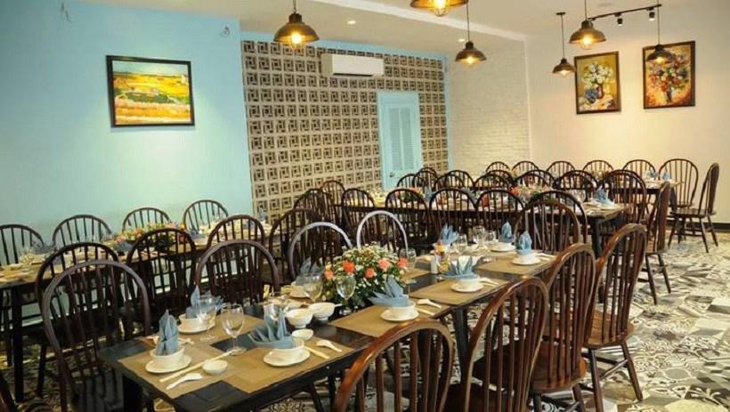 Nhà hàng Chateau quận 3