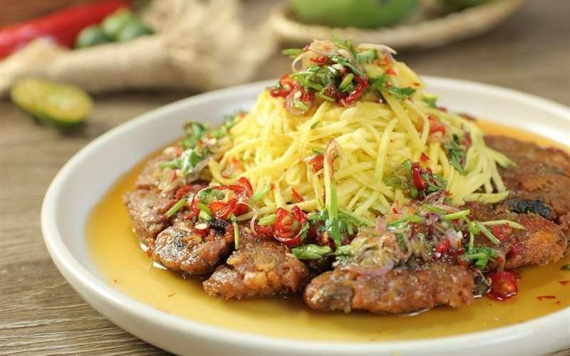 """Top 20 nhà hàng quận 1 Sài Gòn sang chảnh có những món ăn """"fusion"""""""
