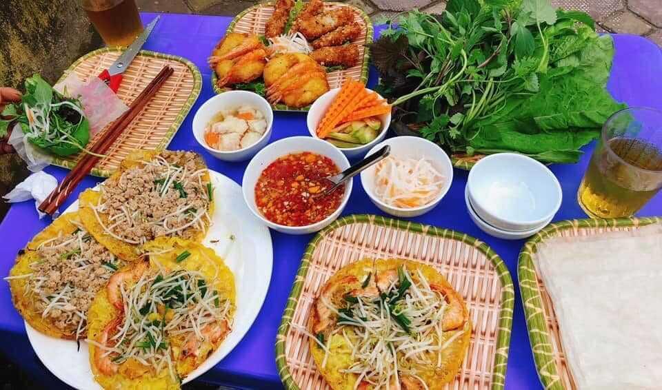 Top 10 quán bánh xèo tôm nhảy Quy Nhơn – Bình Định ngon phải thử