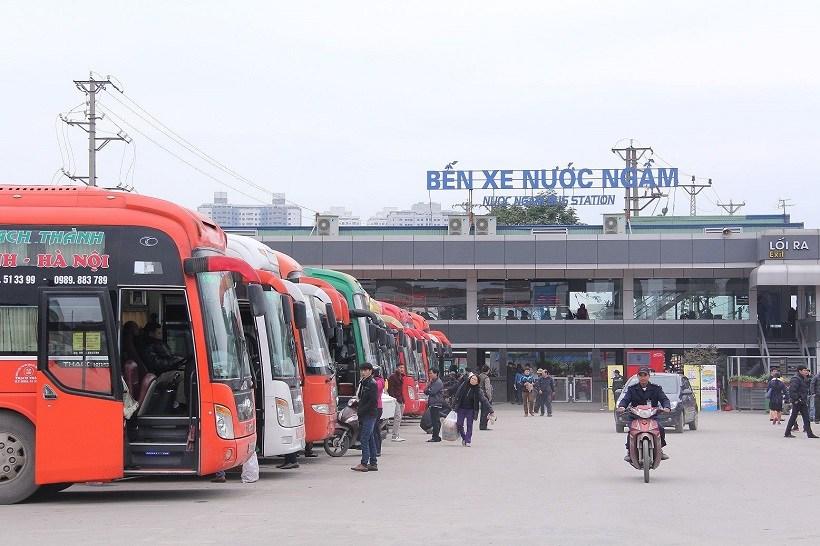 Bến xe Nước Ngầm ở đâu? Hướng dẫn tìm tuyến xe buýt, xe khách nhanh