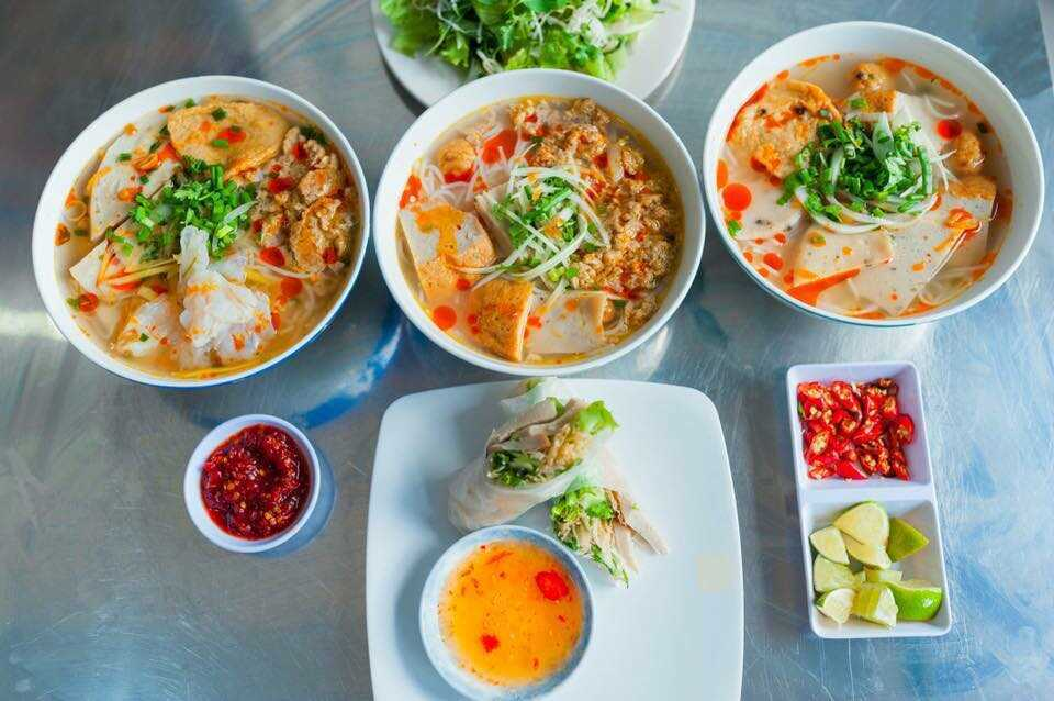 Top 9 quán bún chả cá Quy Nhơn nổi tiếng, ngon nhất Bình Định