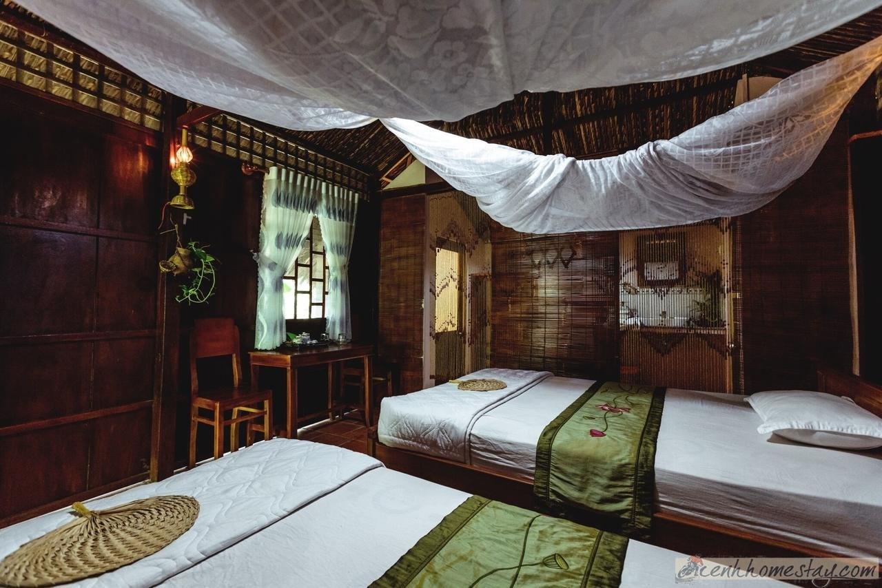 Jardin Du Mekong Homestay Bến Tre đẹp