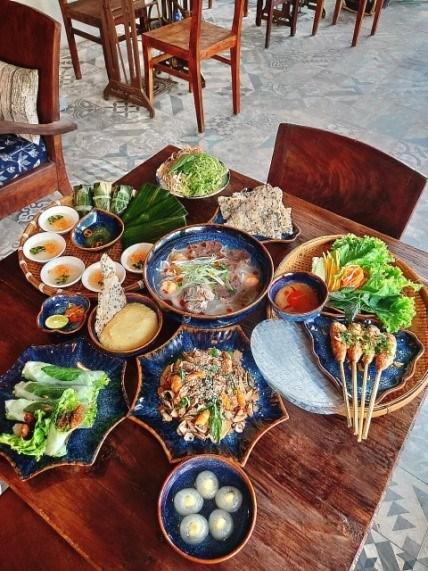 Nhà hàng Góc Huế