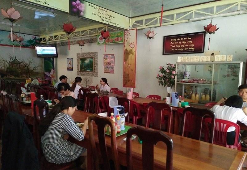 quán ăn chay quận 7