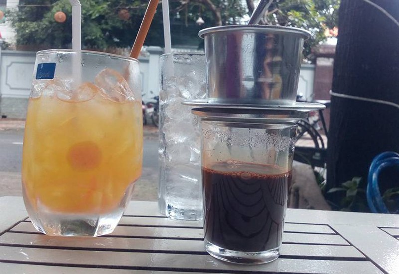 quán cafe quận 10
