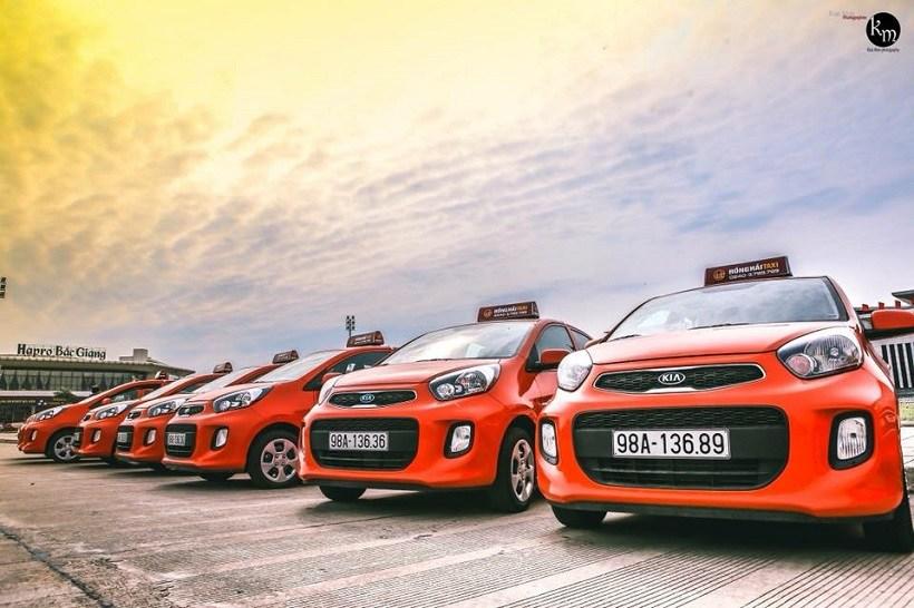 Top 10 Hãng taxi Bắc Giang giá rẻ uy tín đưa đón bến xe, khách sạn